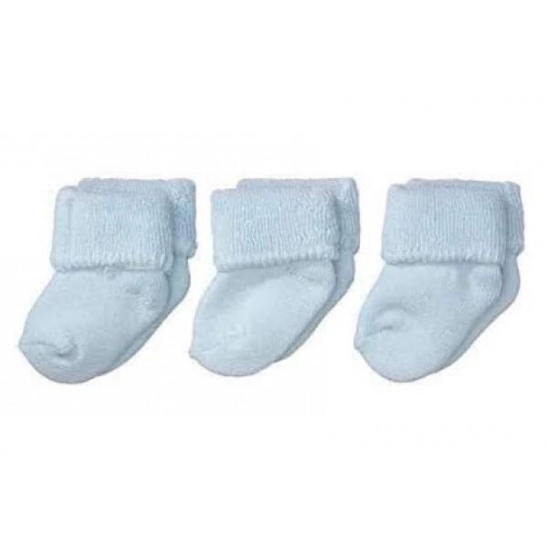 Lictin Calcetines de Algodón para Bebés -8PCS Calcetines Unisex para Bebés con Banda Elástica,Suaves y Transpirables,para Bebés de 0 a 6 meses,Blanca